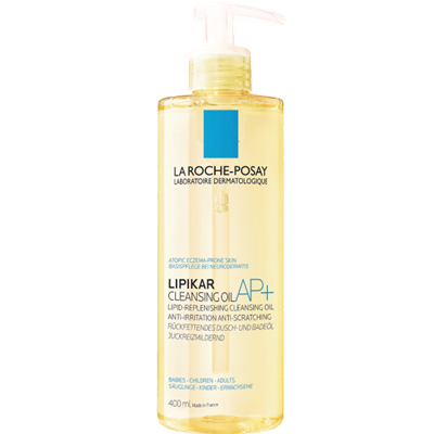ליפיקאר שמן רחצה AP+ LIPIKAR CLEANSING OIL
